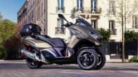Roller Neuheit 2022 Peugeot Metropolis 400SW