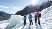 Geführte Tour auf die Gletscherzungen im Westland Tai Poutini National Park
