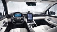 Cockpit des Nio ES 8