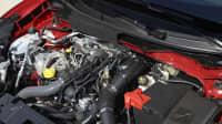 Motor vom Nissan Juke
