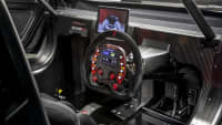 Cockpit vom Nissan Leaf Nismo RC