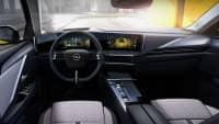 Das Cockpit vom Opel Astra