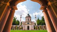 Moschee im Schlossgarten Schwetzingen