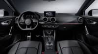 Das Cockpit des neuen Audi Q2