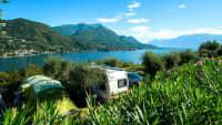 Das Camping Villagio Weekend in San Felice del Benaco am Gardasee