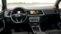 Cockpit des Seat Ateca