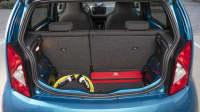 Seat Mii electric Kofferraum