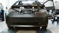 Fertigung des neuen Prototyps des Sono Motors Sion