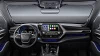 Toyota Highlander Cockpit