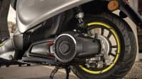 E-Motor der Vespa Elettrica 70