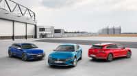Die neuen VW Arteon eHybride 2020