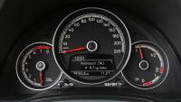 Display des VW eco up!