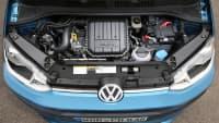 Motor des VW eco up!