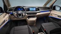 Cockpit des VW Multivan T7