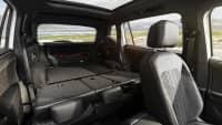 der Stauraum des VW Tiguan Allspace