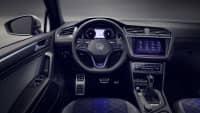 Das Cockpit vom VW Tiguan