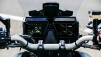 Display der Yamaha Tracer 9 GT