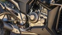 Motor des Motorrades Zontes Z125-G1