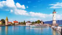 Frühling in Lindau am Bodensee