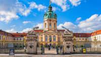 Außenansicht von Schloss Charlottenburg