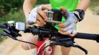 Dashcam auf Fahrrad