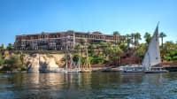 Ansicht des Caract Hotels am Nil