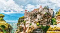 Kloster Meteora in Griechenland