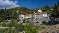 Kloster Timiou Stavrou auf der Insel Samos