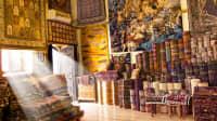 Teppichgeschäft in der Türkei