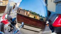 Die Stadt Florenz in Italien
