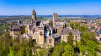 Luftaufnahme Schloss Braunfels