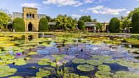 Zoologischer und botanischer Garten Wilhelmina in Stutgart