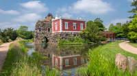 Insel Stein im Gartenreich Dessau-Wörlitz