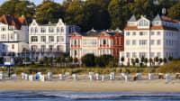 Hotels im Seebad Basin auf Usedom