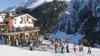 Kazy Kanguruh Skihütte am Arlberg in St. Anton