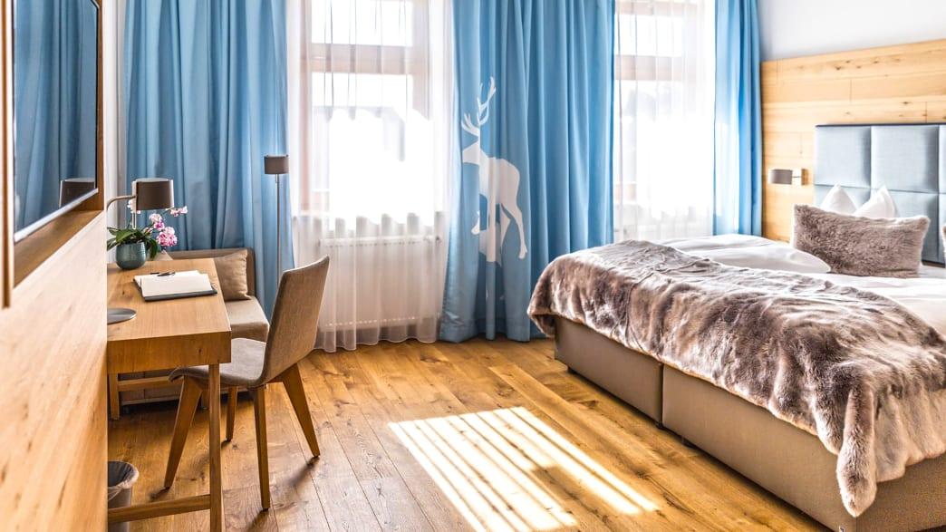 Ihr Hotel Das Aunhamer in Bad Griesbach - Doppelzimmer