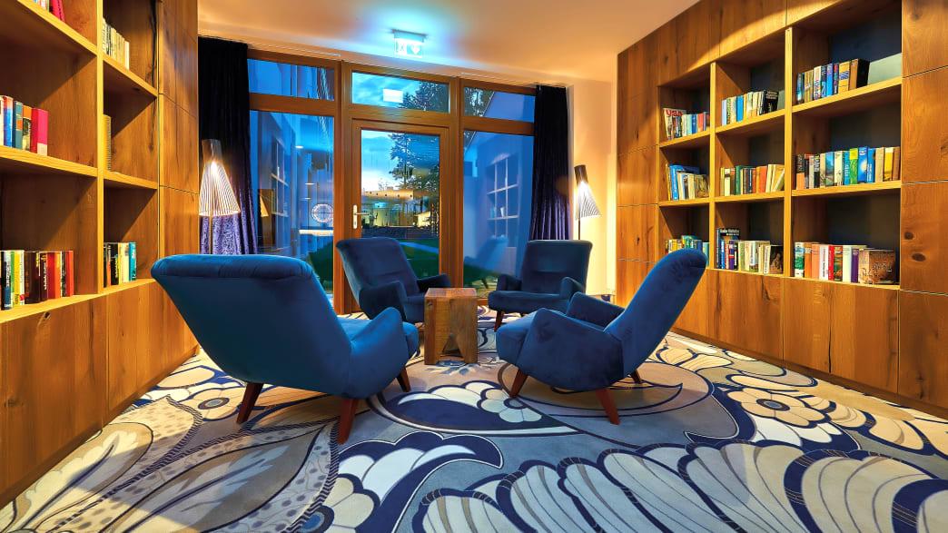 Ihr Hotel Das Aunhamer in Bad Griesbach - Lounge