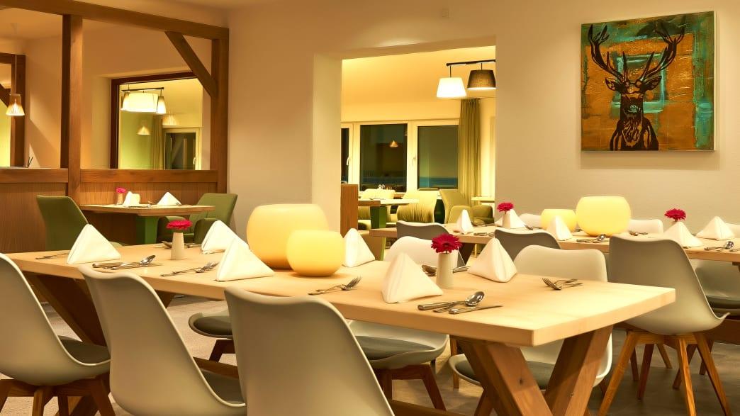 Ihr Hotel Das Aunhamer in Bad Griesbach - Restaurant