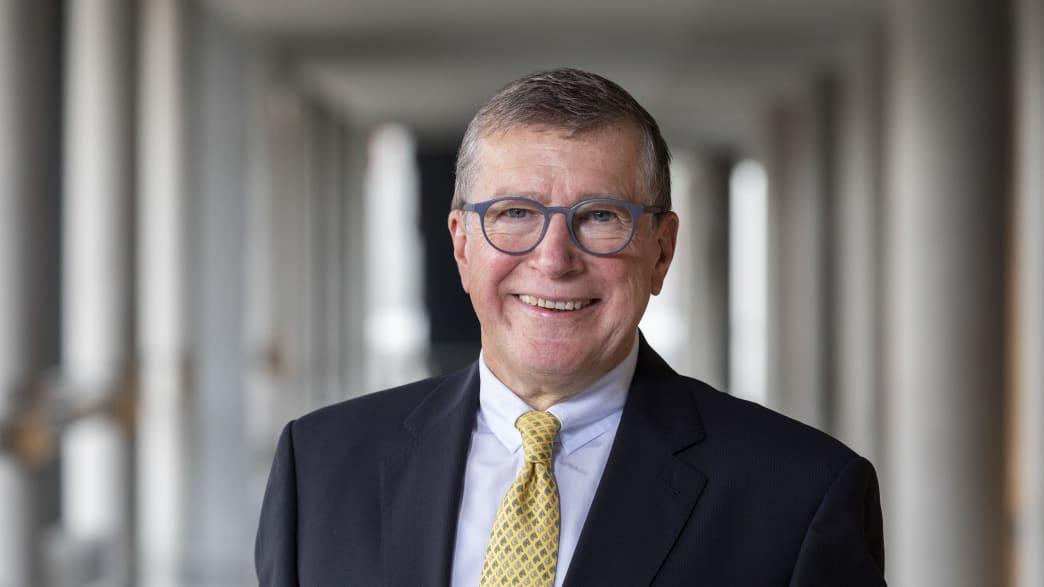 Dieter Roßkopf, Vorsitzender des Vorstands des ADAC Württemberg