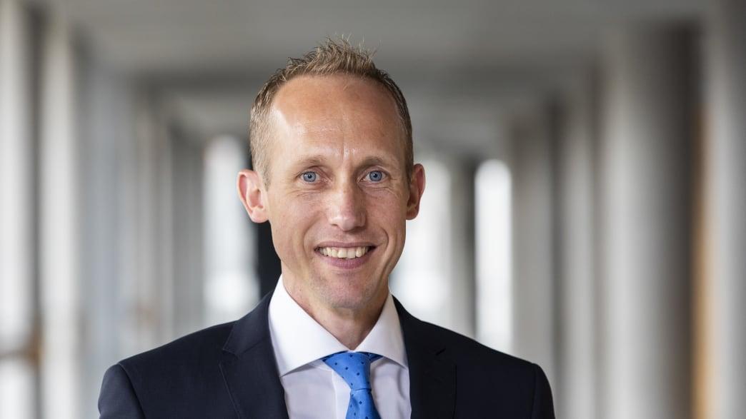Volker Schwarz, Stellv. Vorsitzender und Vorstand für Finanzen des ADAC Württemberg