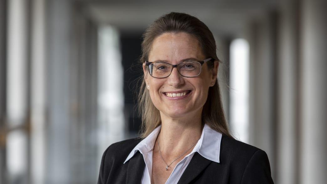 Bettina Ketzmerick-Kampa, Vorstand Tourismus des ADAC Württemberg