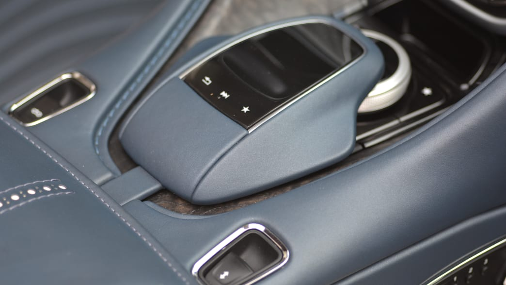 Detail des Aston Martin DB11 Volante