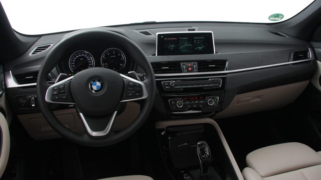 Cockpit BMW X1