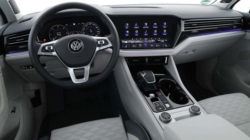 Cockpit VW Touareg