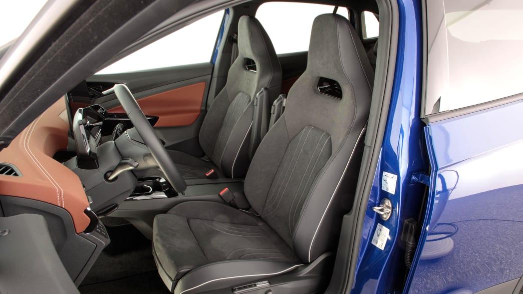 Vordersitze im VW ID4