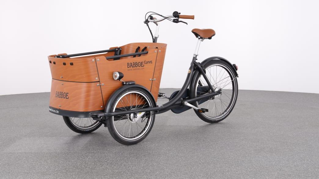 Produktfoto Zweisitzer vorn zum Kindertransport
