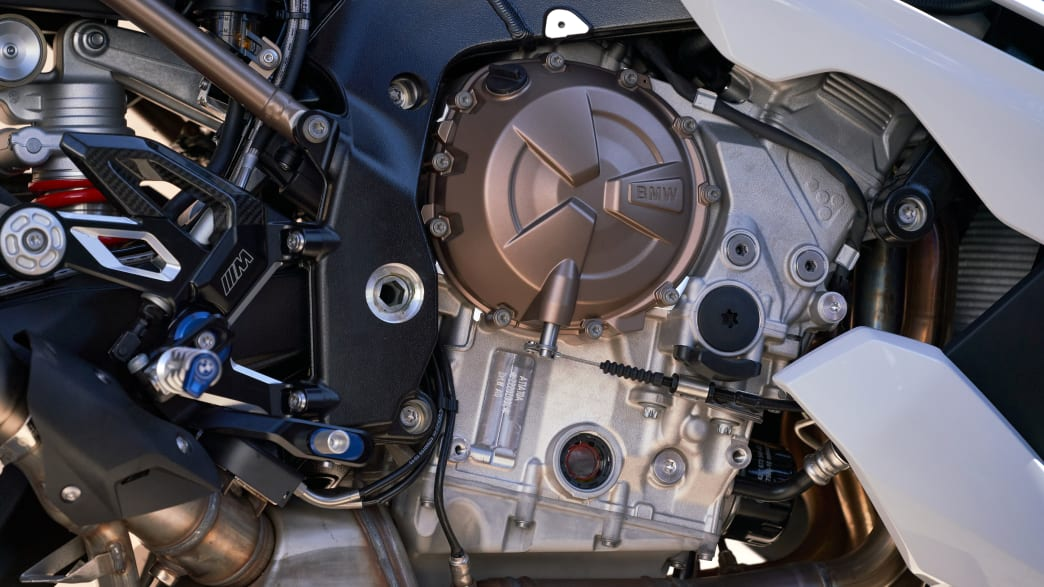 Motor der BMW S 1000 R