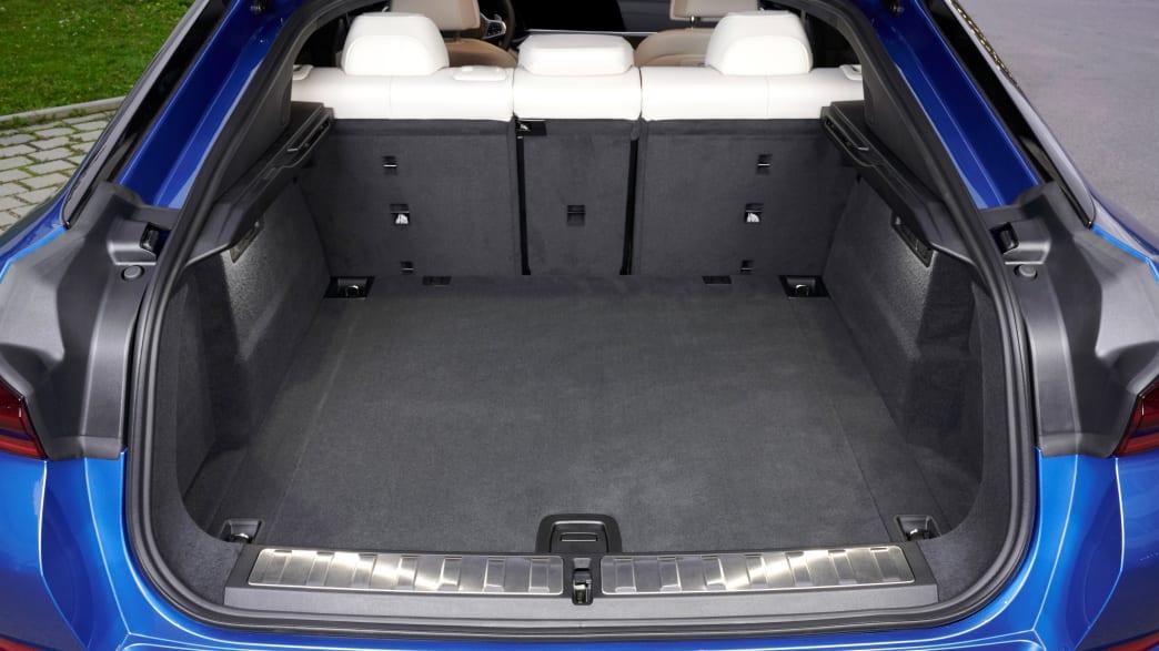 Kofferraum des BMW X6