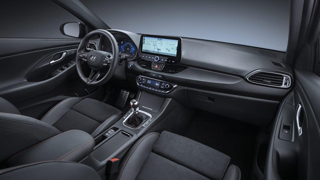 Hyundai i30 Cockpit