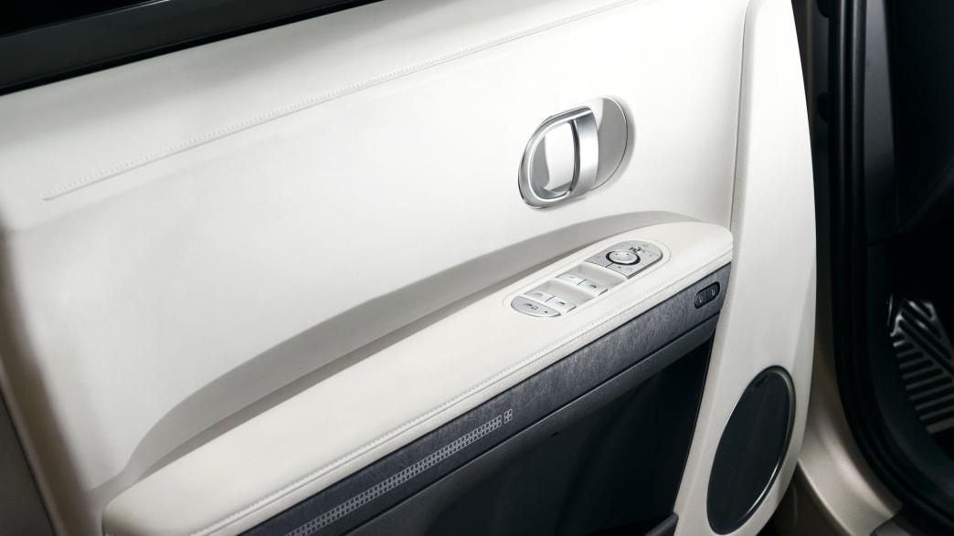 Türdetail des Hyundai Ioniq 5
